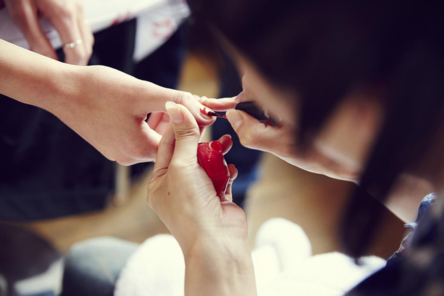 Nail Artist Chisato Yamamoto - MINMAX Beauty - Products, tips, how ...