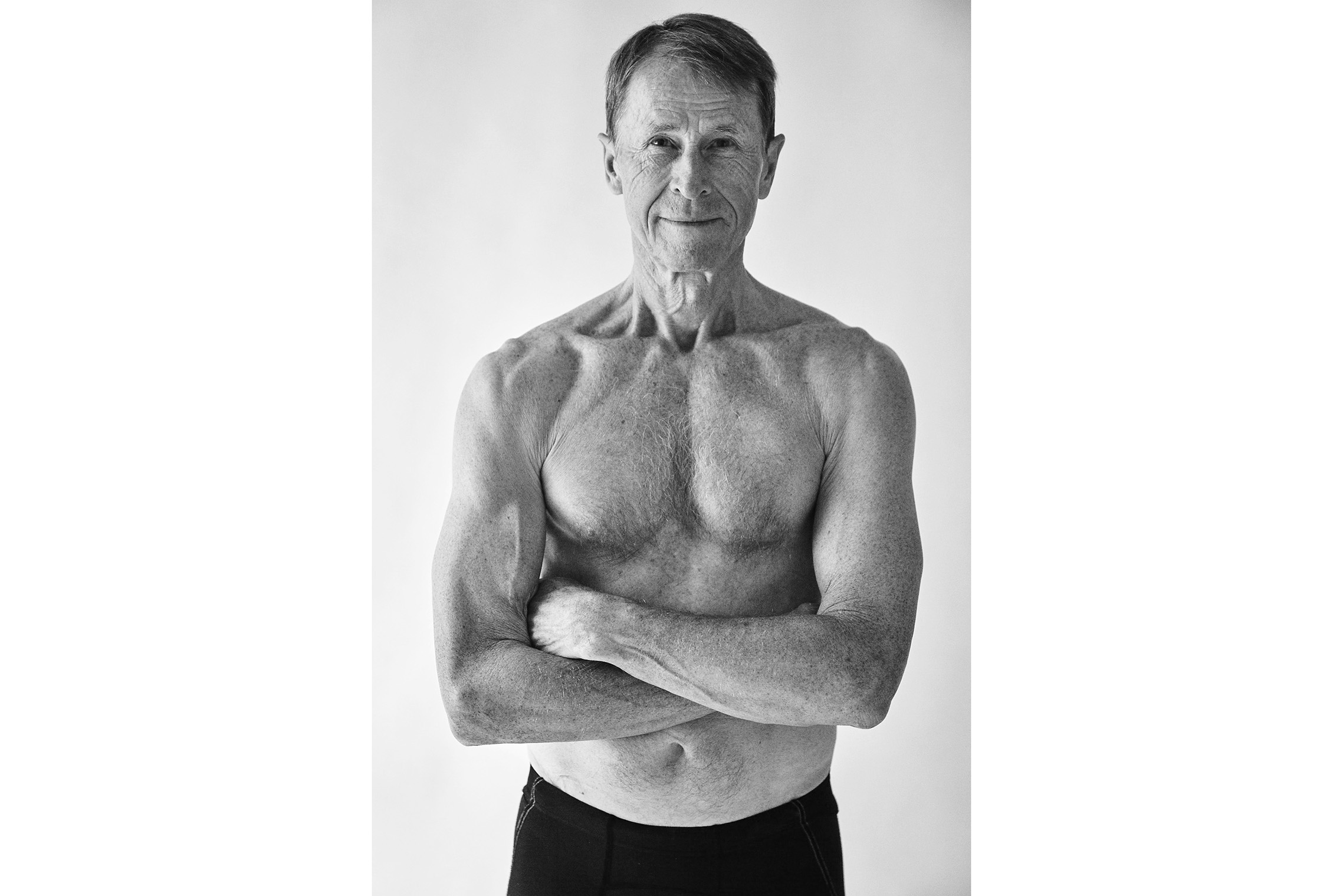 Fit at 70 - from someone who knows: my Dad - MINMAX Beauty